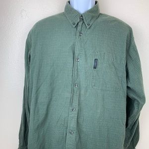 COLUMBIA LONG SLEVEE button down